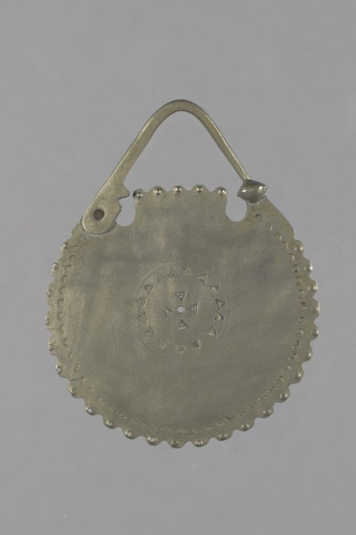German Silver Earring - Page