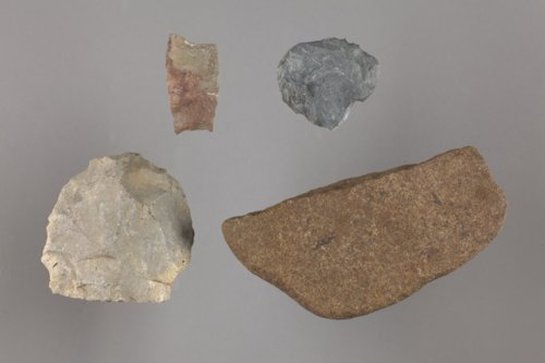 Artifact Collection from 14RY1627, Riley County - Page