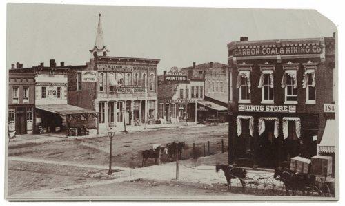 Topeka street photograph - Page
