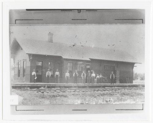 Depot, Morrill, Kansas - Page