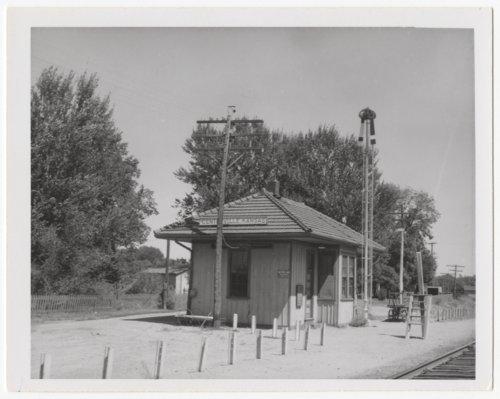 Missouri-Kansas-Texas Railroad depot, Centerville, Kansas - Page