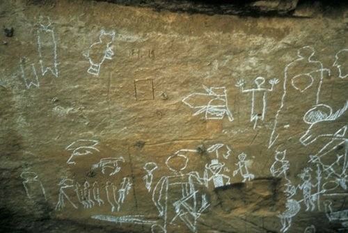 Petroglyphs from the Katzenmeier Site - Page