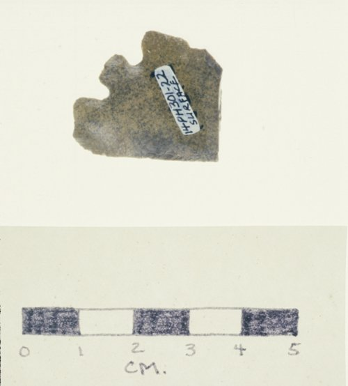 Corner-Tanged Knife from Phillips County - Page