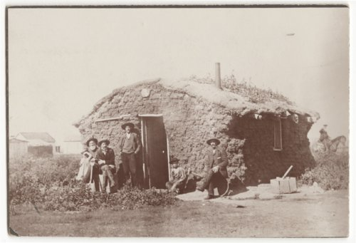 First house in Dighton, Lane County, Kansas - Page