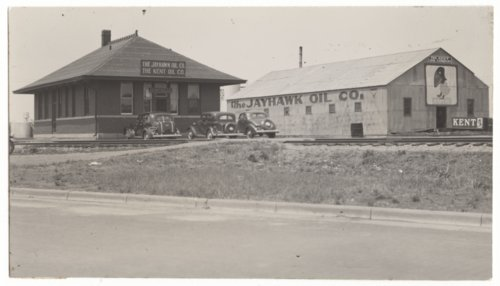 Jayhawk Oil Company and the Kent Oil Company, Salina, Kansas - Page