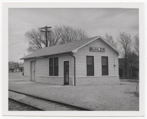 St. Louis-San Francisco Railway depot, Buhler, Kansas - Page