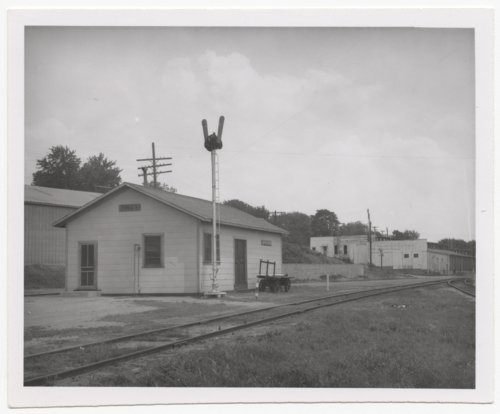 Chicago, Rock Island & Pacific Railroad depot, Troy, Kansas - Page