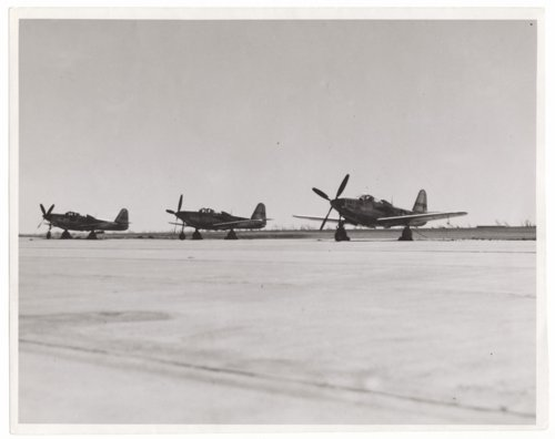 Airplanes, Smoky Hill Army Air Force Base, Salina, Kansas - Page