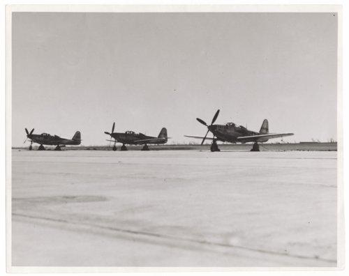 Airplanes, Smoky Hill Army Air Force Base, Salina, Kansas - Page