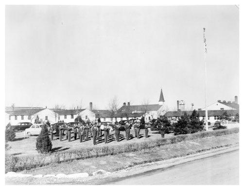 Smoky Hill Army Air Force Base military band, Salina, Kansas - Page