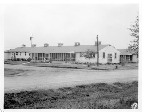 Mess hall, Smoky Hill Army Air Force Base, Salina, Kansas - Page