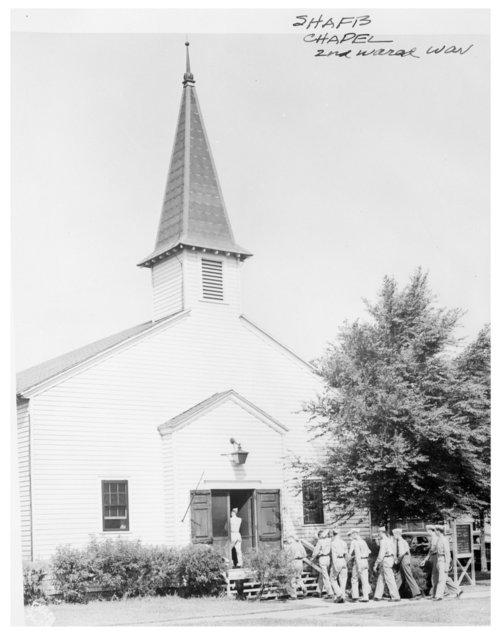 Chapel, Smoky Hill Army Air Force Base, Salina, Kansas - Page