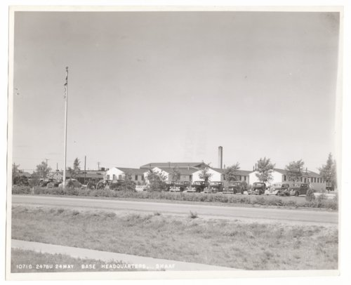 Smoky Hill Army Air Foce Base, Salina, Kansas - Page