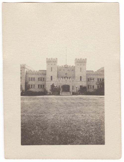 Nichols Gymnasium at Kansas State University in Manhattan, Kansas - Page