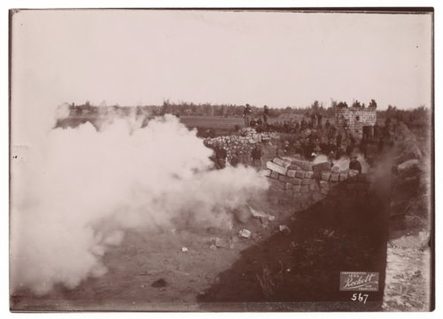 20th Kansas Regiment Artillery Battery during the Spanish American War - Page