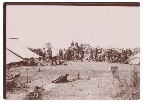 20th Kansas Infantry at Fort MacArthur, Caloocan, Philippines - Page