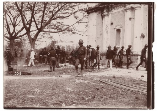 20th Kansas Regiment and 2nd Division headquarters, Caloocan, Philippines - Page