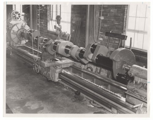 Exline Engine Works, Taylor Manufacturing Company, Salina, Kansas - Page