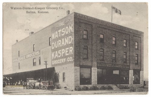Watson-Durand-Kasper Grocery Company, Salina, Kansas - Page