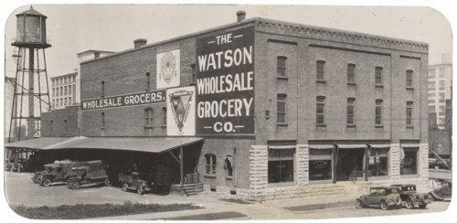 Watson Wholesale Grocery Company, Salina, Kansas - Page