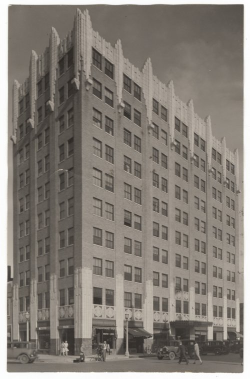 Insurance building, Salina, Kansas - Page