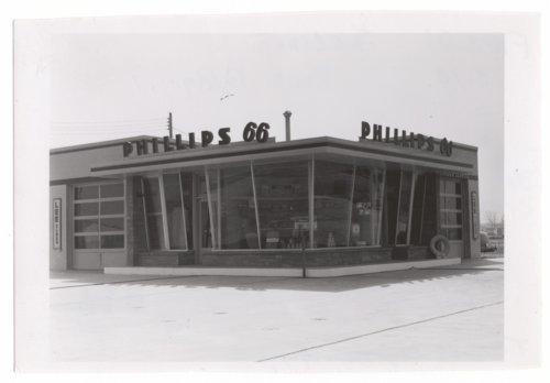 Phillips 66 Service Station, Salina, Kansas - Page