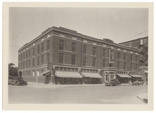 Clayton Hotel, Salina, Kansas - Page