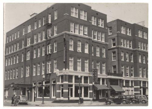 Lamer Hotel, Salina, Kansas - Page