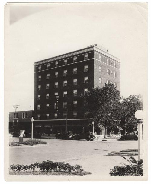 Warren Hotel, Salina, Kansas - Page
