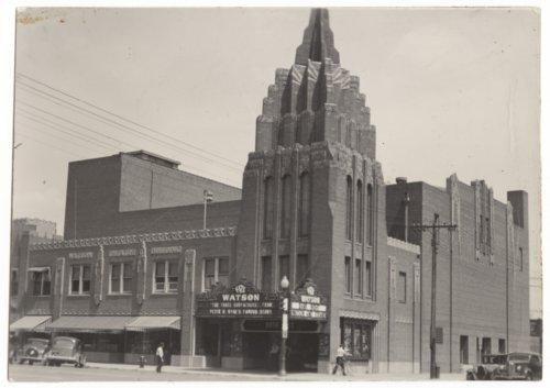Watson Theater, Salina, Kansas - Page