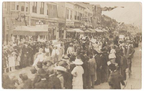 Parade, Salina, Kansas - Page