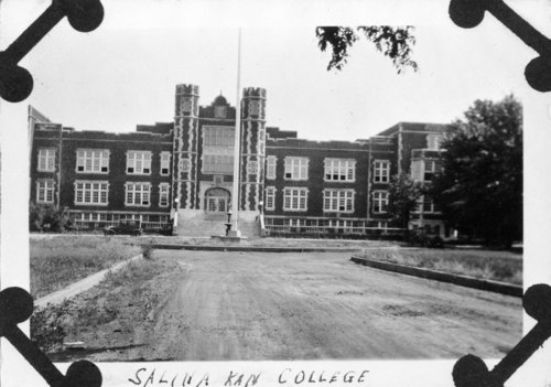 Kansas Wesleyan University, Salina, Kansas - Page