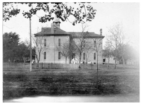 Second Ward School, Salina, Kansas - Page