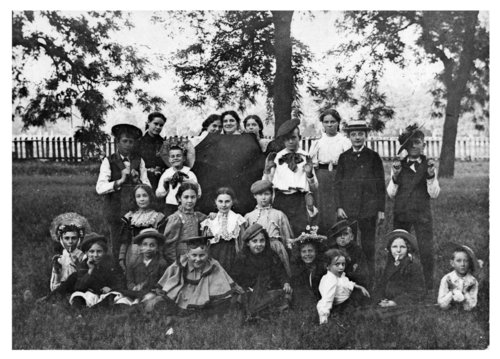 Children, Salina, Kansas