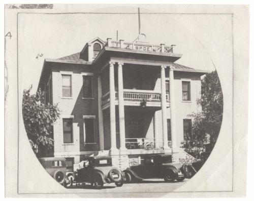 Elks Club, Salina, Kansas - Page