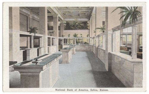 National Bank of America, Salina, Kansas - Page