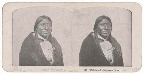 Whirlwind, Cheyenne Chief - Page