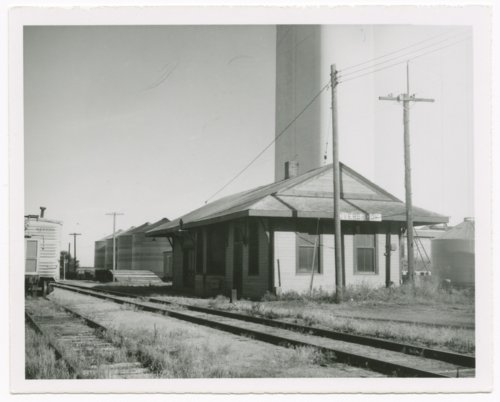 Missouri Pacific Railroad depot, Overbrook, Kansas - Page