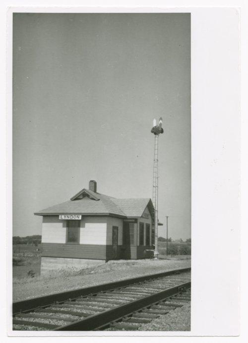 Missouri Pacific Railroad depot, Lyndon, Kansas - Page