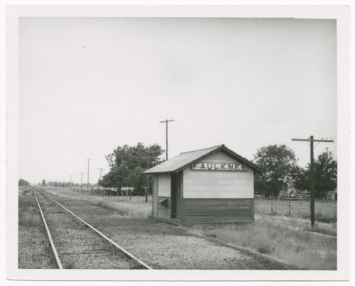 Missouri Pacific Railroad depot, Faulkner, Kansas - Page