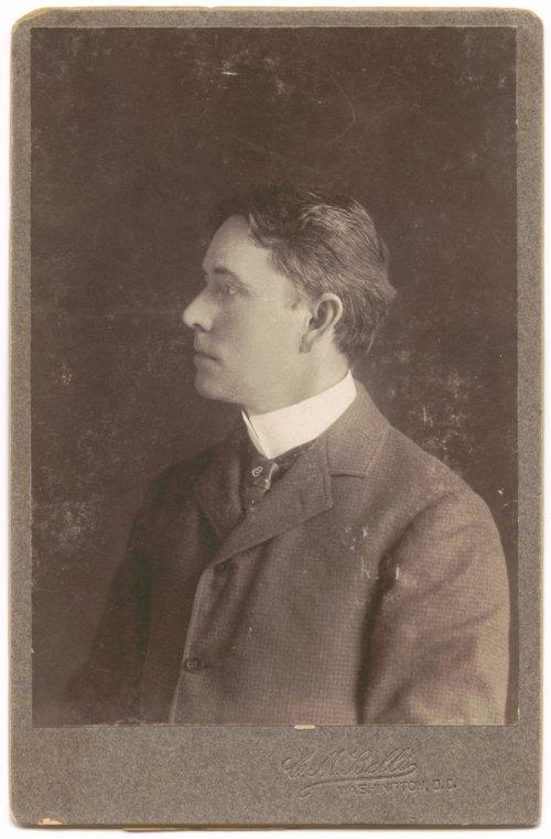 Joseph Ralph Burton - Page