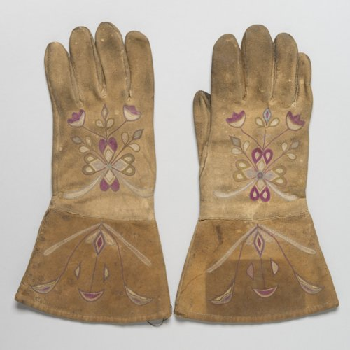 Buckskin Gloves - Page