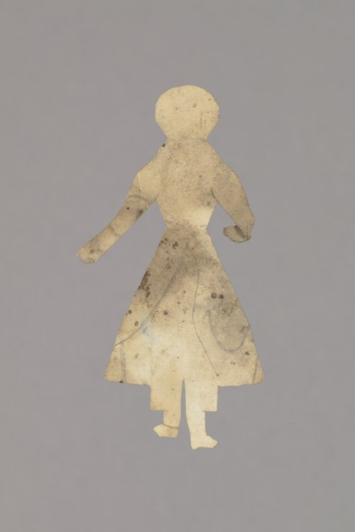 Paper Doll from the Shawnee Indian Mission, 14JO362 - Page