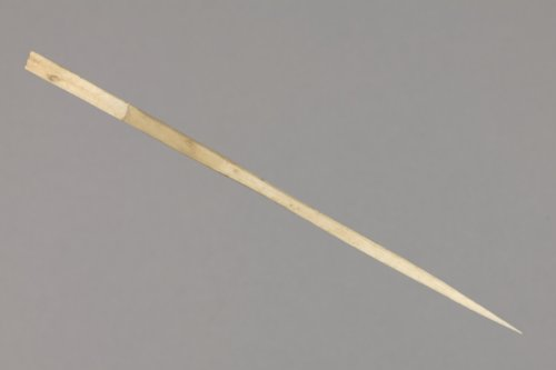 Tattoo Needle from the Thompson Site, 14RC9 - Page
