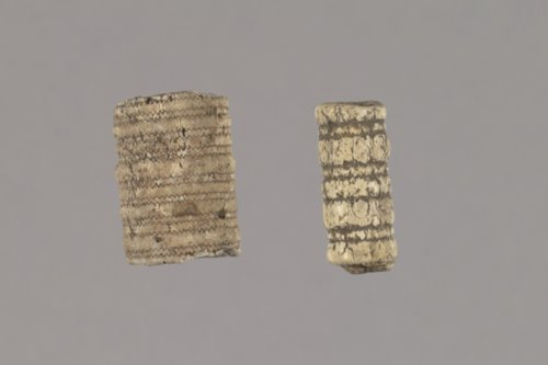 Fossil Crinoid Beads from the Curry Site, 14GR301 - Page