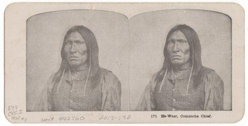 Ho-Wear, Comanche Chief - Page