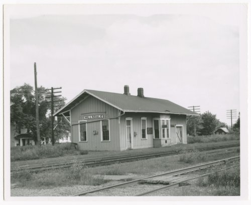 St. Louis-San Francisco Railway depot, Hillsdale, Kansas - Page