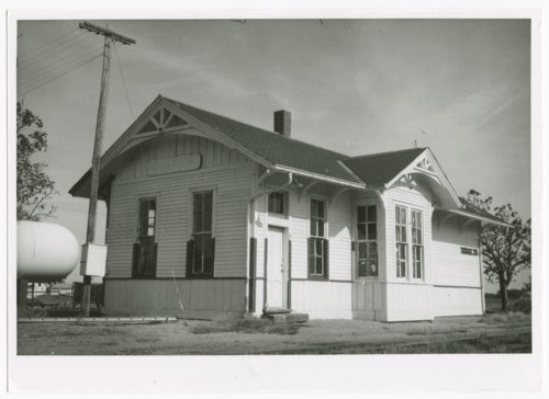 Union Pacific Railroad Company depot, Culver, Kansas - Page