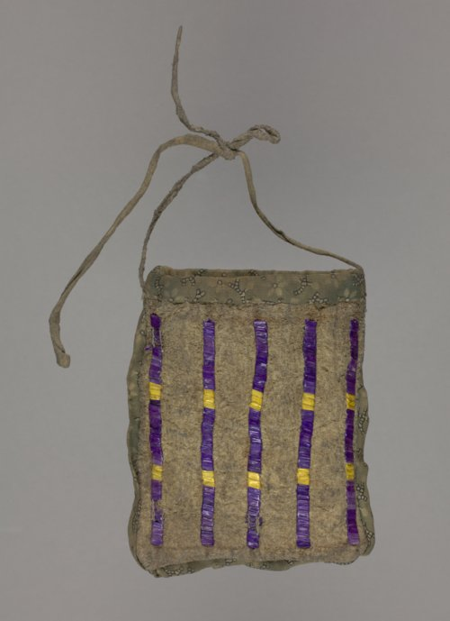Arapaho Quillwork Bag - Page