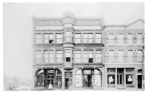 E. W. Ober building, Salina, Kansas - Page